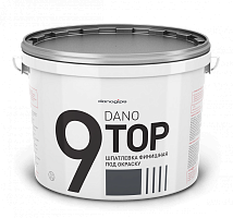 Danogips Dano Top 9 / Даногипс ДаноТоп шпатлевка финишная под покраску